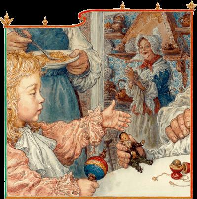 Сказка с рисунками оловянный солдатик
