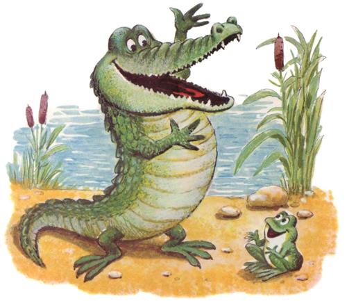 крокодил картинки для детей