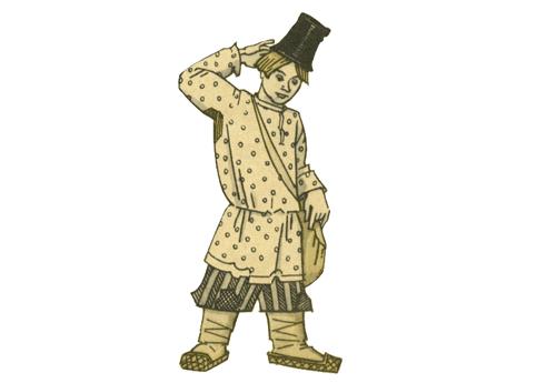 Картинки мужик летом на телеге из сказок