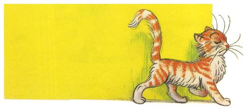 Капризная кошка. Сказка Сутеева