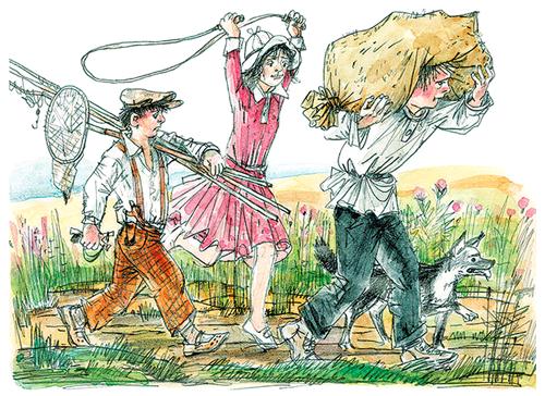 Сказки народов мира Народные сказки для детей читать